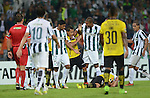 El Atlético Nacional colombiano tropezó en la Libertadores. En compromiso válido por la cuarta fecha del grupo 7 de la Copa Libertadores, el Barcelona Ecuatoriano sorprendió al Nacional en el Atanasio Girardot de Medellín y lo venció 3 – 2 ante su gente.