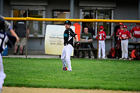 April 29, 2017: Game action from the Police vs Teachers Bridgewater Little League game held at Legion Field in Bridgewater MA. Eric Canha/BridgewaterSports.com