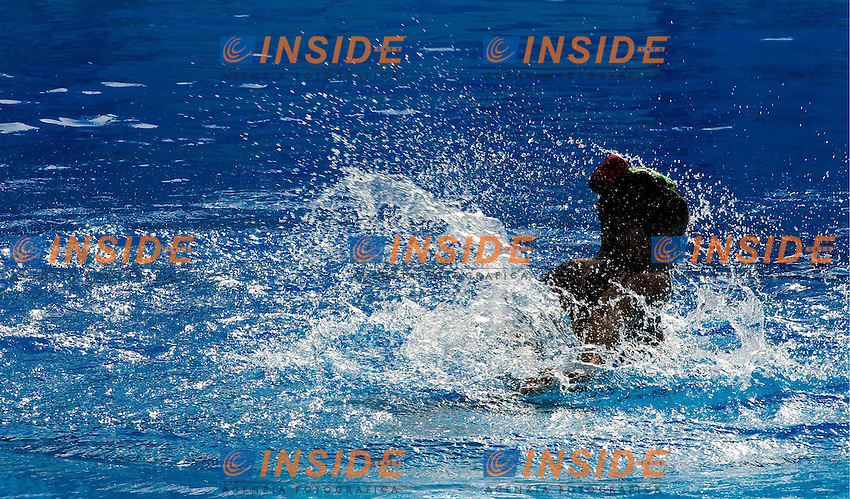Roma 22nd July 2009 - 13th Fina World Championships From 17th to 2nd August 2009..Solo Free..TENDERO LLADA Grisel  CUB..photo: Roma2009.com/InsideFoto/SeaSee.com