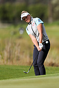 30th September 2017, Windross Farm, Auckland, New Zealand; LPGA McKayson NZ Womens Open, third round;  Canadas Brooke Henderson