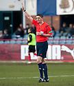 Referee Craig Thomson.