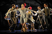 Scottish Ballet's A Streetcar named Desire - dress rehearsal at the Theatre Royal - Glasgow - Scottish Ballet will tour the production to Glasgow - Edinburgh - London - Aberdeen - Inverness and Belfast - - Picture by Donald MacLeod  10.4.12  07702 319 738  clanmacleod@btinternet.com