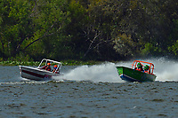 "JS-99 ""Veri Cheri Too"" and JS-100   (Jersey Speed Skiff(s)"