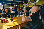 The Hell's Angels and Middlesex MC drop in for a drink.<br />