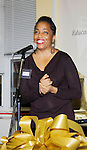 Rhonda Ross - Hearts of Gold - Learning Center at Semiperm for the ribbon cutting ceremony was held on March 09, 2016 in New York, New York - Manhattan's Upper West Side - Deborah Koenigsberger, Rhonda Ross and Hearts of Gold (Photo by Sue Coflin/Max Photos)