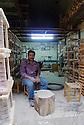 Turkey 2014<br />Diyarbakir:A carpenter in his shop <br />Turquie 2014<br />Diyarbakir, un menuisier dans sa boutique