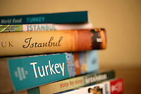Books on Istanbul and Turkey