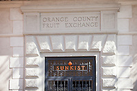 Orange County Fruit Exchange Building