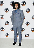 06 August  2017 - Beverly Hills, California - Daveed Diggs.   2017 ABC Summer TCA Tour  held at The Beverly Hilton Hotel in Beverly Hills. <br /> CAP/ADM/BT<br /> &copy;BT/ADM/Capital Pictures
