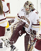 Gabri Switag (BC - 32) - The Boston College Eagles defeated the visiting Providence College Friars 7-1 on Friday, February 19, 2016, at Kelley Rink in Conte Forum in Boston, Massachusetts.
