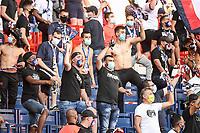 21st July 2020, Parc de Princes, Paris, France; Friendly club football, PSG versus Celtic;   Fans of PSG during the Friendly match