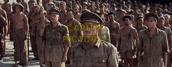 Alec Guinness<br /> in The Bridge on the River Kwai (1957) <br /> *Filmstill - Editorial Use Only*<br /> CAP/NFS<br /> Image supplied by Capital Pictures