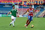 Pasto- Deportivo Pasto derrotó 2 goles por 0 a Deportivo Cali, en el partido correspondiente a la novena jornada del Torneo Clausura 2014, desarrollado el 13 de septiembre en el estadio Libertad.