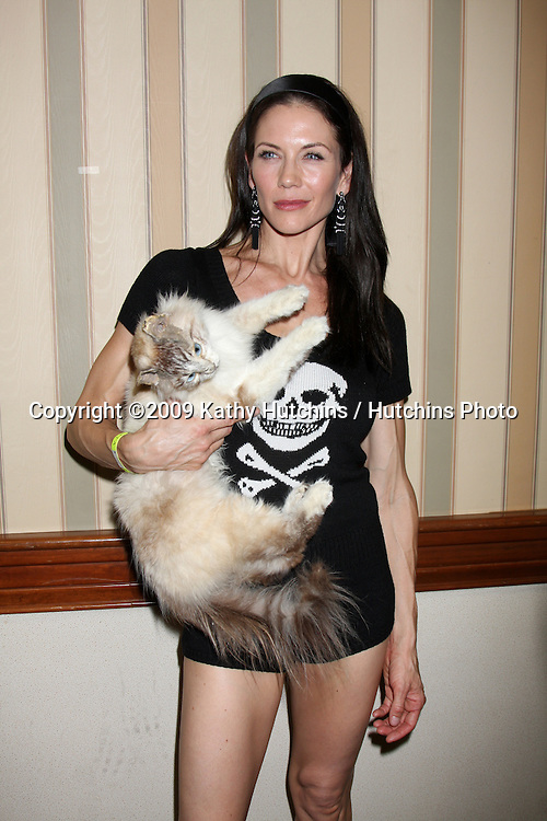 Stacy Hadiuk at The Young & the Restless Fan Club Dinner  at the Sheraton Universal Hotel in  Los Angeles, CA on August 28, 2009.©2009 Kathy Hutchins / Hutchins Photo.