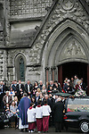 Funeral of Music Promoter Derek Nally at St. Mary's Church, Drogheda...Photo NEWSFILE.(Photo credit should read NEWSFILE)....This Picture has been sent you under the condtions enclosed by:.Newsfile Ltd..The Studio,.Millmount Abbey,.Drogheda,.Co Meath..Ireland..Tel: +353(0)41-9871240.Fax: +353(0)41-9871260.GSM: +353(0)86-2500958.email: pictures@newsfile.ie.www.newsfile.ie.FTP: 193.120.102.198.