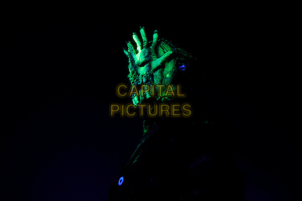 LONDON, ENGLAND - March 30: Mushroomhead performing at Electric Ballroom on March 30, 2016 in London, England.<br /> CAP/MAR<br /> &copy; Martin Harris/Capital Pictures