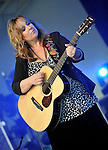 Gretchen Peters   performs on stage at the Cornbury Festival the Great Tew Park Oxfordshire United Kingdom on June 30, 2012 Picture By: Brian Jordan / Retna Pictures.. ..-..