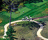 Aerial view of Odessa National Golf Course, Townsend, Delaware