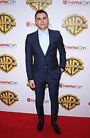 29 March 2017 - Las Vegas, NV - Dave Franco. 2017 Warner Brothers The Big Picture Presentation at CinemaCon at Caesar's Palace.  Photo Credit: MJT/AdMedia