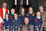 Lough Guittane NS students who were Confirmed by Bishop Bill Murphy in St Mary's Cathedral on Friday   Copyright Kerry's Eye 2008