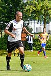 05.07.2017, Sportplatz, Wolfertschwenden, GER, FSP, SV Sandhausen vs FC Luzern, im Bild Manuel Stiefler (Sandhausen #21)<br /> <br /> Foto &copy; nordphoto / Hafner