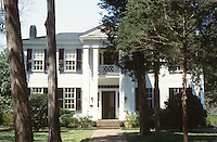 Oxford:  Rowan Oak, The Faulkner Place.