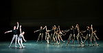 English National Ballet. Song of the Earth.<br /> Tiffany Hedman;<br /> James Streeter;