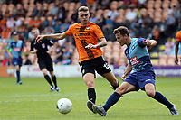 Dominic Gape of Wycombe Wanderers and Jack Taylor of Barnet  during Barnet vs Wycombe Wanderers, Friendly Match Football at the Hive Stadium on 13th July 2019