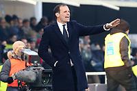 Massimiliano Allegri Juventus<br /> Bergamo 26-12-2018  Stadio Atleti Azzurri d'Italia <br /> Football Campionato Serie A 2018/2019 <br /> Atalanta - Juventus<br /> Foto Cesare Purini / Insidefoto