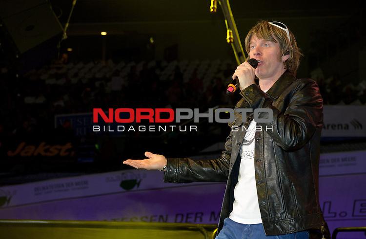 11.01.2014, &Ouml;VB Arena, Bremen, GER, Sixdays Bremen, im Bild Mickie Krause<br /> <br /> Foto &copy; nordphoto / Frisch