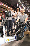 The Crash-B World Indoor Rowing Championships, Adaptive rowers, Open Men Legs-Trunk-Arms; Physically Disabled, Ross Newton, 2012, Boston, Massachusetts, These athletes compete annually on a Concept2 Indoor Rower for time over 1000 meters,