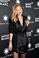 Toni Garrn beim Montblanc Travel & the Arts Events vor dem Gallery Weekend im Metropoltheater. Berlin, 24.04.2019