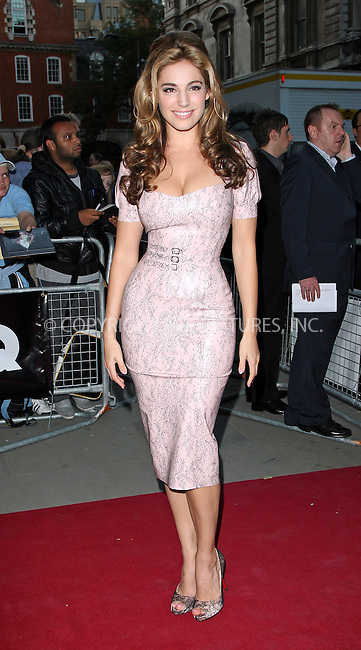 WWW.ACEPIXS.COM . . . . .  ..... . . . . US SALES ONLY . . . . .....September 8 2009, London....Kelly Brook at the GQ Men Of The Year Awards on September 8 2009  in London....Please byline: FAMOUS-ACE PICTURES... . . . .  ....Ace Pictures, Inc:  ..tel: (212) 243 8787 or (646) 769 0430..e-mail: info@acepixs.com..web: http://www.acepixs.com