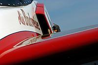 "Detail: U-1 ""Miss Budweiser"" (1980 Rolls-Royce Griffon powered Ron Joes hull)"