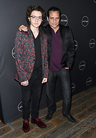 09 January 2019 - Hollywood, California - Joshua Benard, Maurice Benard. Lifetime Winter Movies Mixer held at The Andaz, Studio 4. Photo Credit: Birdie Thompson/AdMedia
