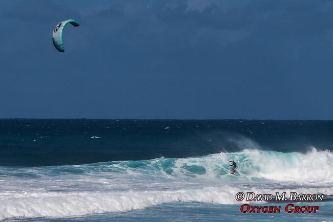Kite Surfing, Sunset Beach