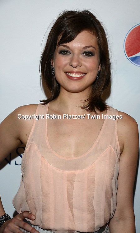 Margo Seibert attends the 80th Annual Drama League Awards Ceremony and Luncheon on May 16, 2014 at the Marriot Marquis Hotel in New York City, New York, USA.