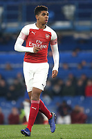 Tyreece John-Jules of Arsenal during Chelsea Under-23 vs Arsenal Under-23, Premier League 2 Football at Stamford Bridge on 15th April 2019