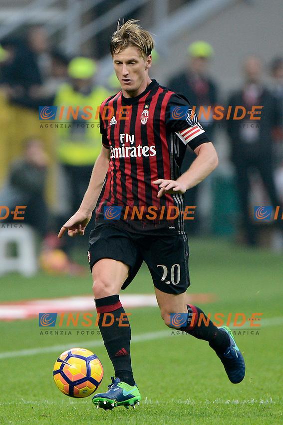 Ignazio Abate Milan<br /> Milano 30-10-2016 Stadio Giuseppe Meazza - Football Calcio Serie A Milan - Pescara. Foto Giuseppe Celeste / Insidefoto