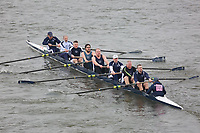 Crew: 105   Cantabrigian Rowing Club   Mas.Nov.8+ (D)<br /> <br /> Veterans' Head of the River Race 2018<br /> <br /> To purchase this photo, or to see pricing information for Prints and Downloads, click the blue 'Add to Cart' button at the top-right of the page.