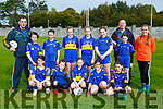 Enjoying the U11 Garda Carmel O'Connor Memorial blitz at Na Gaeil GAA were Ballymacelligott A