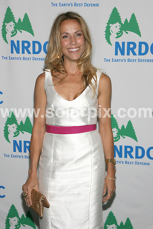**ALL ROUND PICTURES FROM SOLARPIX.COM**.**SYNDICATION RIGHTS FOR UK, AUSTRALIA, DENMARK, PORTUGAL, S. AFRICA, SPAIN & DUBAI (U.A.E) & ASIA (EXCLUDING JAPAN) ONLY**.12th Annual Forces For Nature Gala Benefiting the Natural Recources Defense Council Honoring Sheryl Crow - Arrivals, Pier 60 Chelsea Piers, West 20th Street, NY, USA, 15 April 2010.This pic: Sheryl Crow.JOB REF: 11093     PHZ gaboury    DATE: 15_04_2010.**MUST CREDIT SOLARPIX.COM OR DOUBLE FEE WILL BE CHARGED**.**MUST NOTIFY SOLARPIX OF ONLINE USAGE**.**CALL US ON: +34 952 811 768 or LOW RATE FROM UK 0844 617 7637**