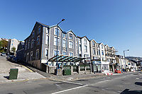 Pictured: Exterior view of Barod. Thursday 19 September 2019<br /> Re: Barod Substance Misuse Centre in Swansea, Wales, UK.