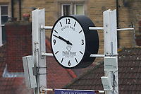 The Dickie Bird clock during Yorkshire CCC vs Essex CCC, Specsavers County Championship Division 1 Cricket at Emerald Headingley Cricket Ground on 14th April 2018