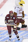 Andrew Orpik, Baldwin - The Boston College Eagles defeated the University of North Dakota Fighting Sioux 6-5 on Thursday, April 6, 2006, in the 2006 Frozen Four afternoon Semi-Final at the Bradley Center in Milwaukee, Wisconsin.