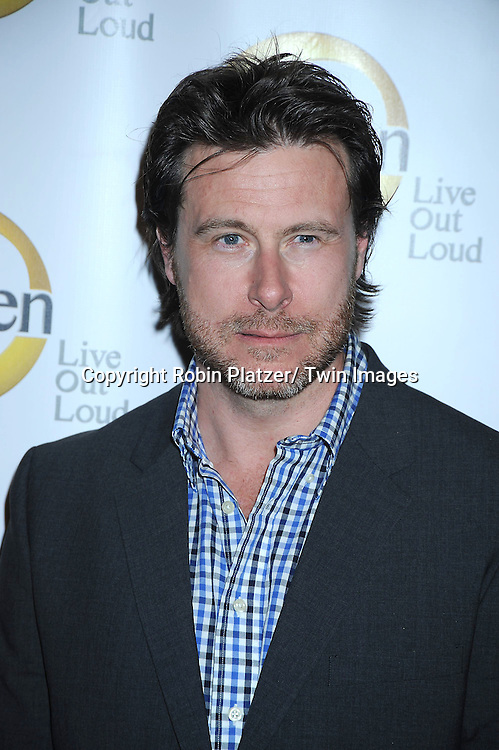 Dean McDermott attending the Oxygen Upfront on April 4, 2011 at Gotham Hall in New York City.
