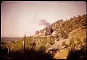 D&amp;RGW #483 K-36 RMRRC excursion - east of Durango.<br /> D&amp;RGW  e. of Durango, CO  5/30/1966