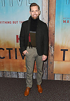 "10 January 2019 - Hollywood, California - Shawn-Caulin Young. ""True Detective"" third season premiere held at Directors Guild of America. Photo Credit: Birdie Thompson/AdMedia"