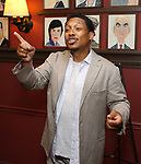 Khalil Kain during the Sardi's Portrait unveiling for Orfeh on July 18, 2019 in New York City.