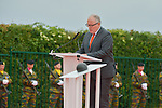 Ceremony of the bicentenary of the Battle of Waterloo. Waterloo, 18 june 2015, Belgium<br /> Pics: Frans Timmermans